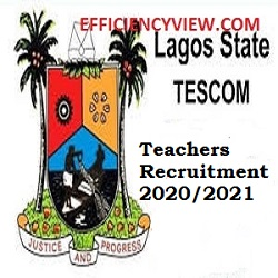 Photo of Lagos State Teachers Recruitment of 2000 applicants into Public Schools over COVID19 2020/2021