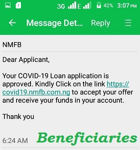 Photo of CBN COVID-19 Loan List of Successful Beneficiaries 2020 check here