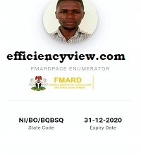 Photo of Npower FMARDPACE Payment 2020/2021: How to get FMARD Pace Enumerator ID Card