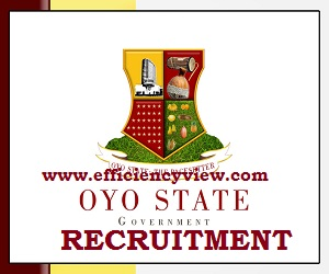 jobportal.oyostate.gov.ng/csc – Oyo State Civil Service Commission Recruitment 2020/2021