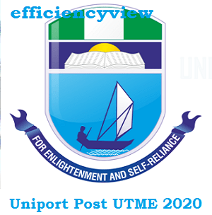 Photo of Uniport Post UTME Data Capture Portal opened for 2020 Screening Exercise