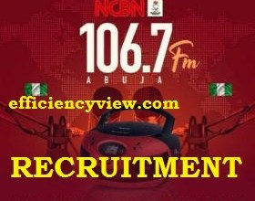 Photo of Nigerian Customs Broadcasting Network –NCBN – Recruitment 2020/2021 apply here