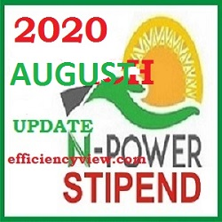 Photo of Npower August Stipend Payment for Exited Batch A & B 2020: Beneficiaries to receive Payment next week
