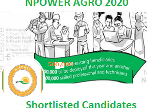 Photo of Npower Agro Batch C List of Shortlisted Candidates 2020-2021 check here
