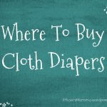 Where To Buy Cloth Diapers