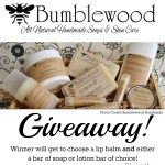 Bumblewood All Natural Soaps and Skin Care Review & [Giveaway Ended]
