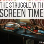 The Struggle with Screen Time