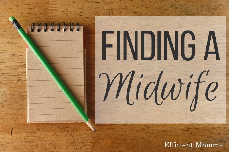 Finding a Midwife