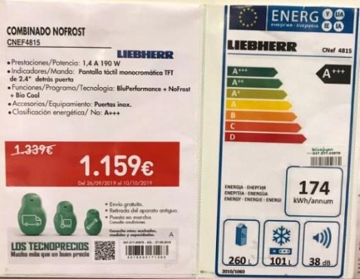 energy efficient appliance prize