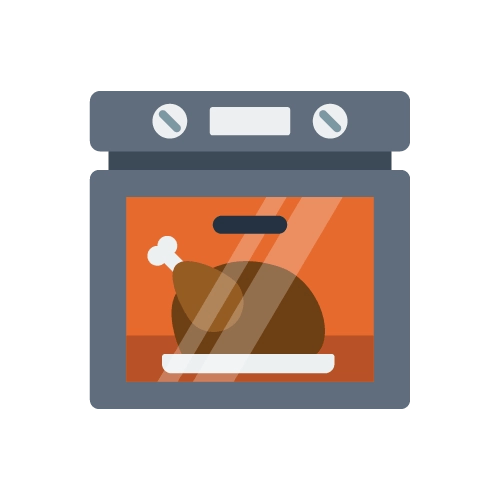 Oven electricity usage