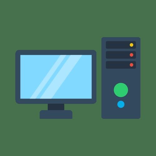 Desktop computer electricity usage