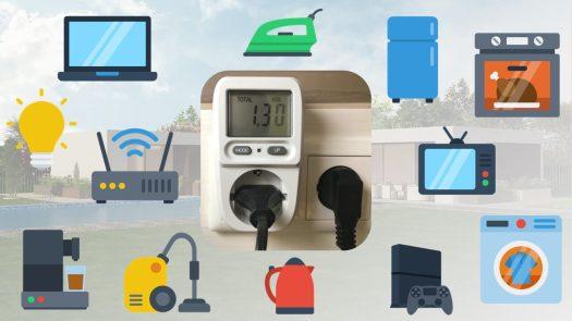 Electricity usage calculators