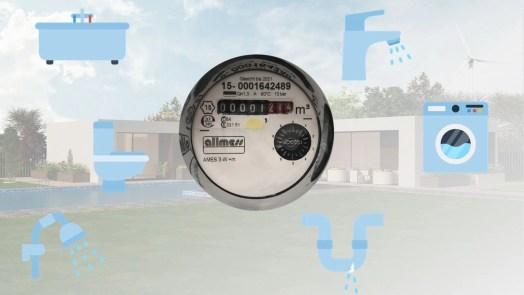 Water usage calculators