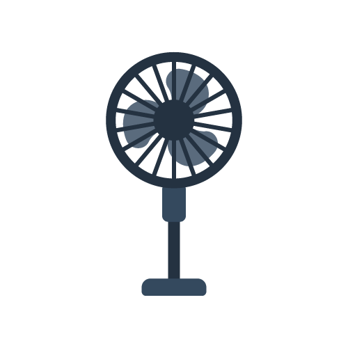 Electric fan electricity usage calculator