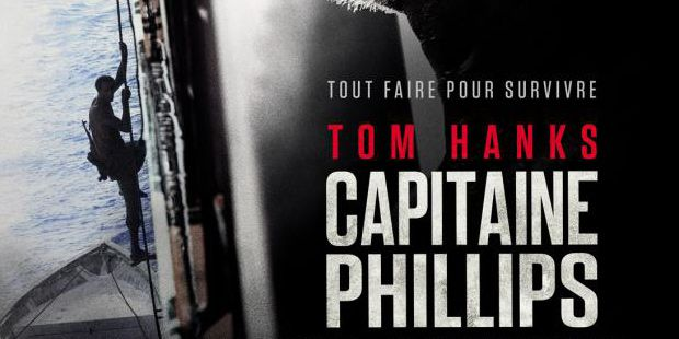 Capitaine Phillips, thriller sous eau(te) tension !