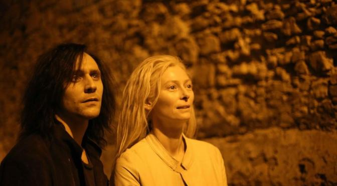 Only Lovers Left Alive : Love, Blood and Rock'n'Roll !