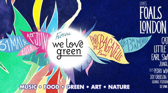 Festival We Love Green : troisième round