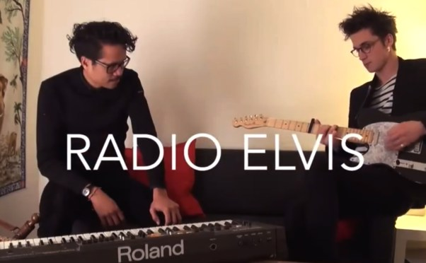 Interview et live session avec Radio Elvis