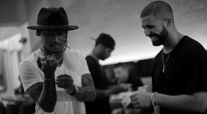 Mixtape and chill : Drake et Future ont frappé fort