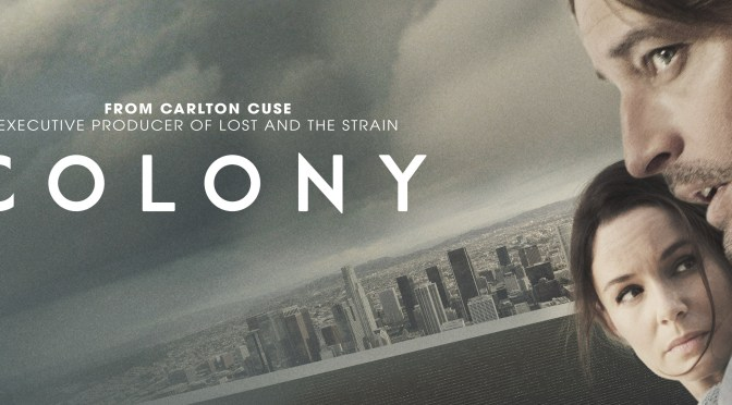 Colony : collaborer ou résister ?