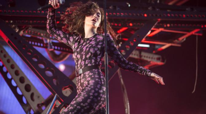 Lorde ressuscite les eighties avec « Melodrama »