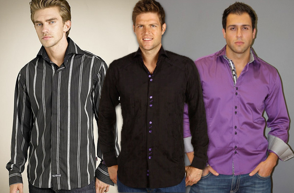 Bros and their Going Out shirts - Effortless Gent