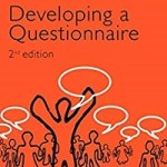 Survey book of the month: Developing a Questionnaire