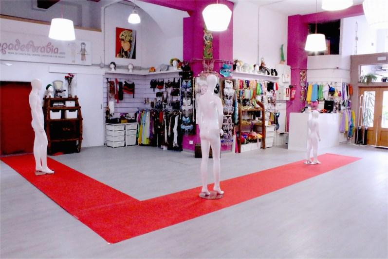 Sala Efímeral: Showrooms, Desfiles, Pasarelas, Exhibición Moda, Pop Up Stores 10