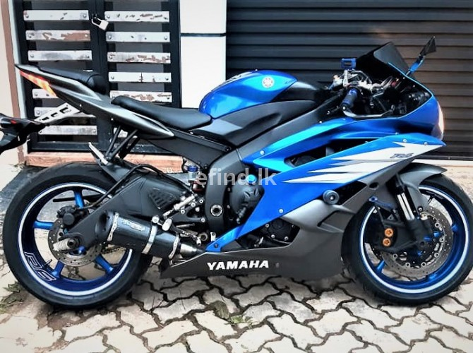yamaha r6 2007 for sale in colombo sri