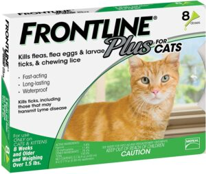 Can I apply Frontline Plus | Frontline Spot for pets other than cats and dogs