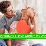 100 Things I love about My Wife