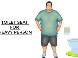Toilet Seat For Heavy Person