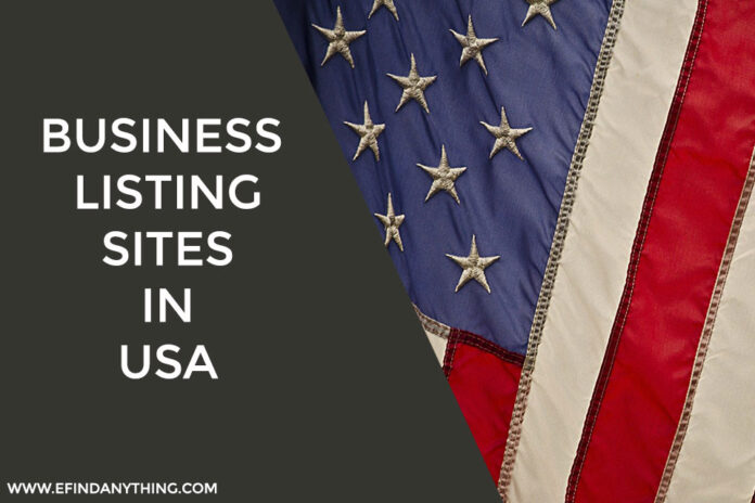 Business Listing Sites in USA