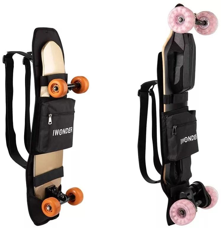 IWONDER Electric Skateboard Backpack