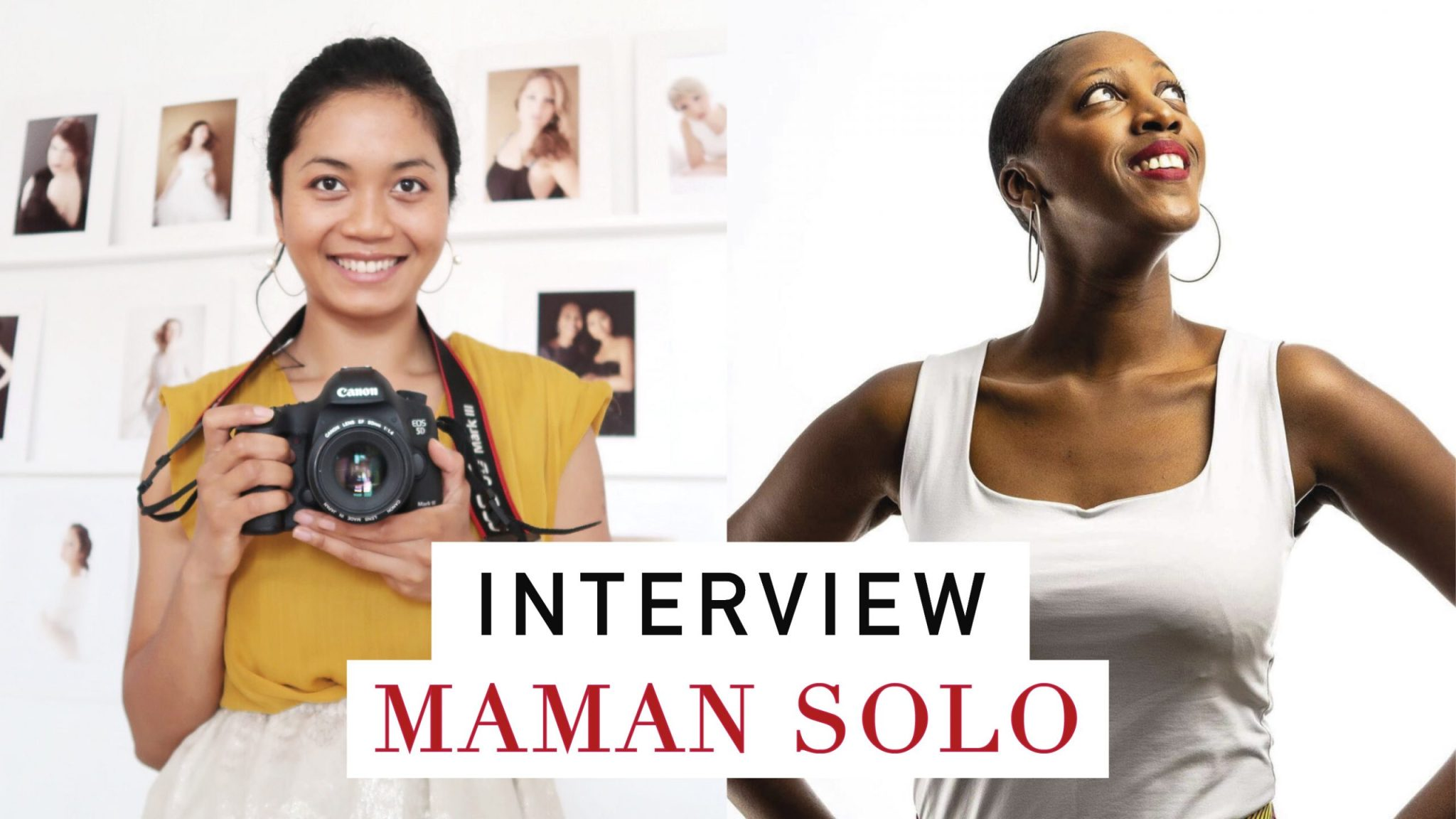 interview maman solo