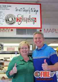 E Fire and Shipley Donuts Fire Protection