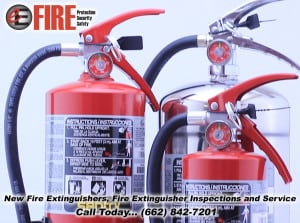 Fire Extinguishers Tupelo MS