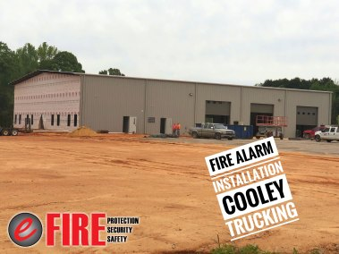 Fire-Alarm-Installation-Cooley-Trucking