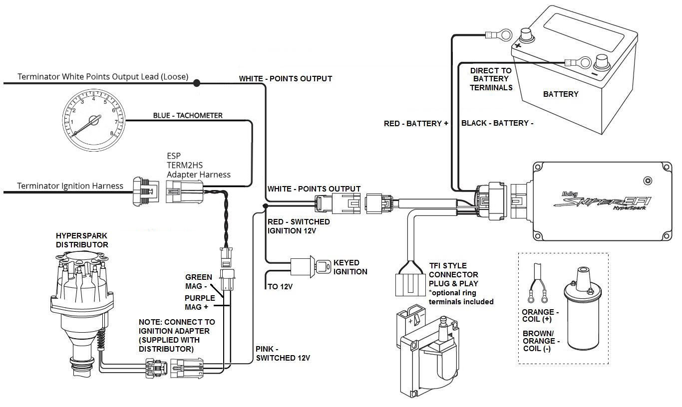 Ford Ignition Module Wiring Diagram Moreover Ignition Circuit Diagram