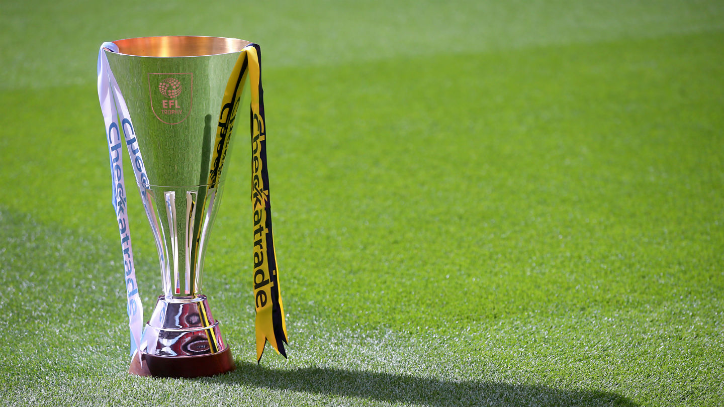 The carabao cup fixtures continue tonight (wednesday) as the third round draws to a close. Checkatrade Trophy Round Three draw details confirmed