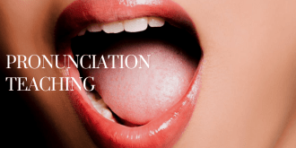 PRONUNCIATION TEACHING