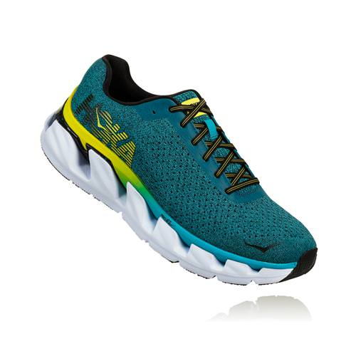 Hoka One One Elevon Men's Caribbean Sea Black 1019267 CSBLC