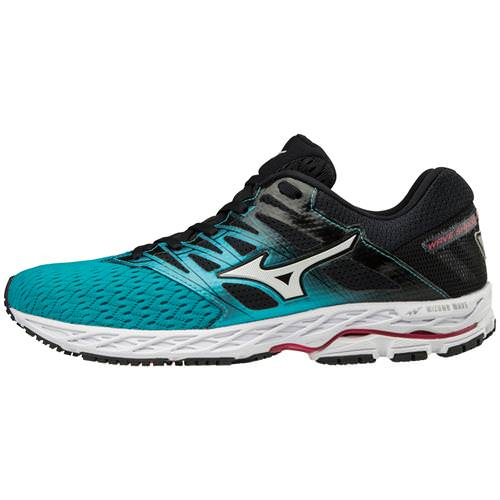 Mizuno Wave Shadow 2 Women's Running Peacock Blue Teaberry 411000.5C6M