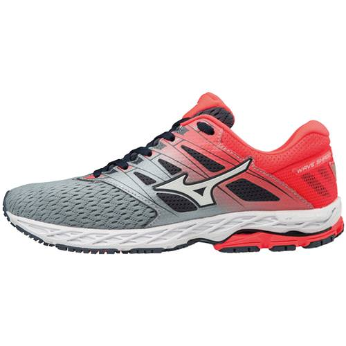 Mizuno Wave Shadow 2 Women's Running Tradewinds Fiery Coral 411000.9T1Z