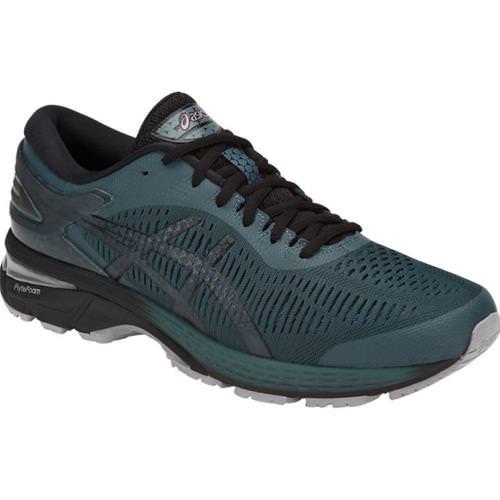 Asics Gel Kayano 25 Men's Running Shoe Iron Clad Black 1011A019 020