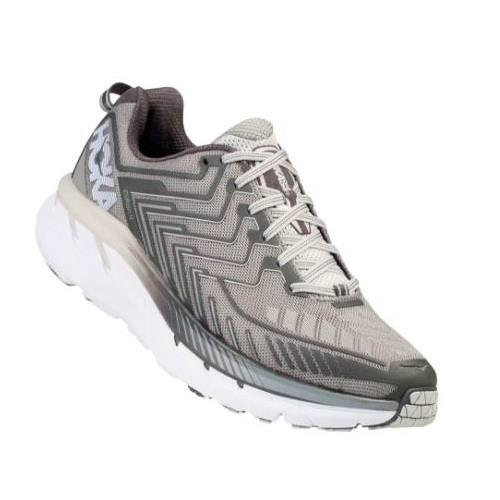Hoka One One Clifton 4 Men's Wide EE Griffin Micro Chip 1016779 GMCH
