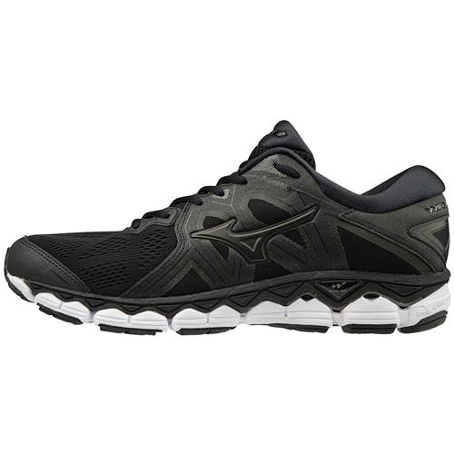 Mizuno Wave Sky 2 Women's Running Black 410996.9090