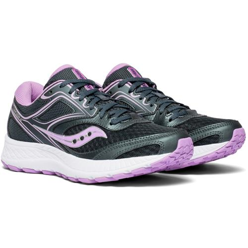 Saucony Cohesion 12 Women's Running Slate Violet S10471-2