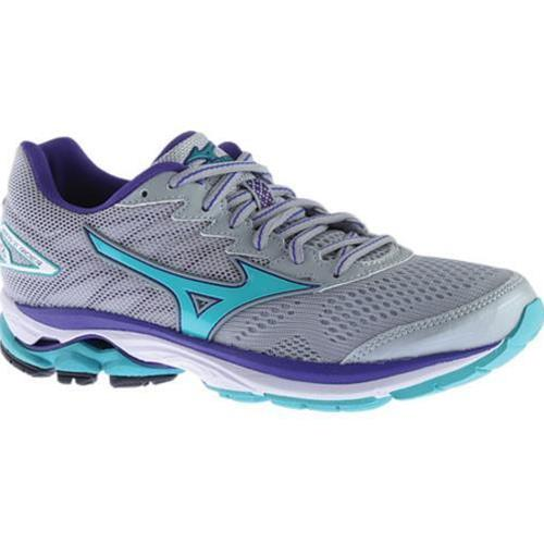 Mizuno Wave Rider 20 Women's Running High Rise Turquoise Liberty 410867.9156