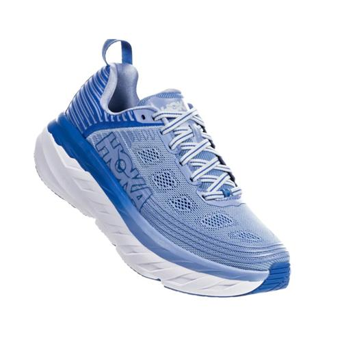 Hoka One One Bondi 6 Women's Wide D Serenity Palace Blue 1019272 SPCB